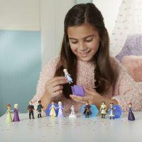 Hasbro Frozen 2 Prekvapenie v ľade fialový diamant 5