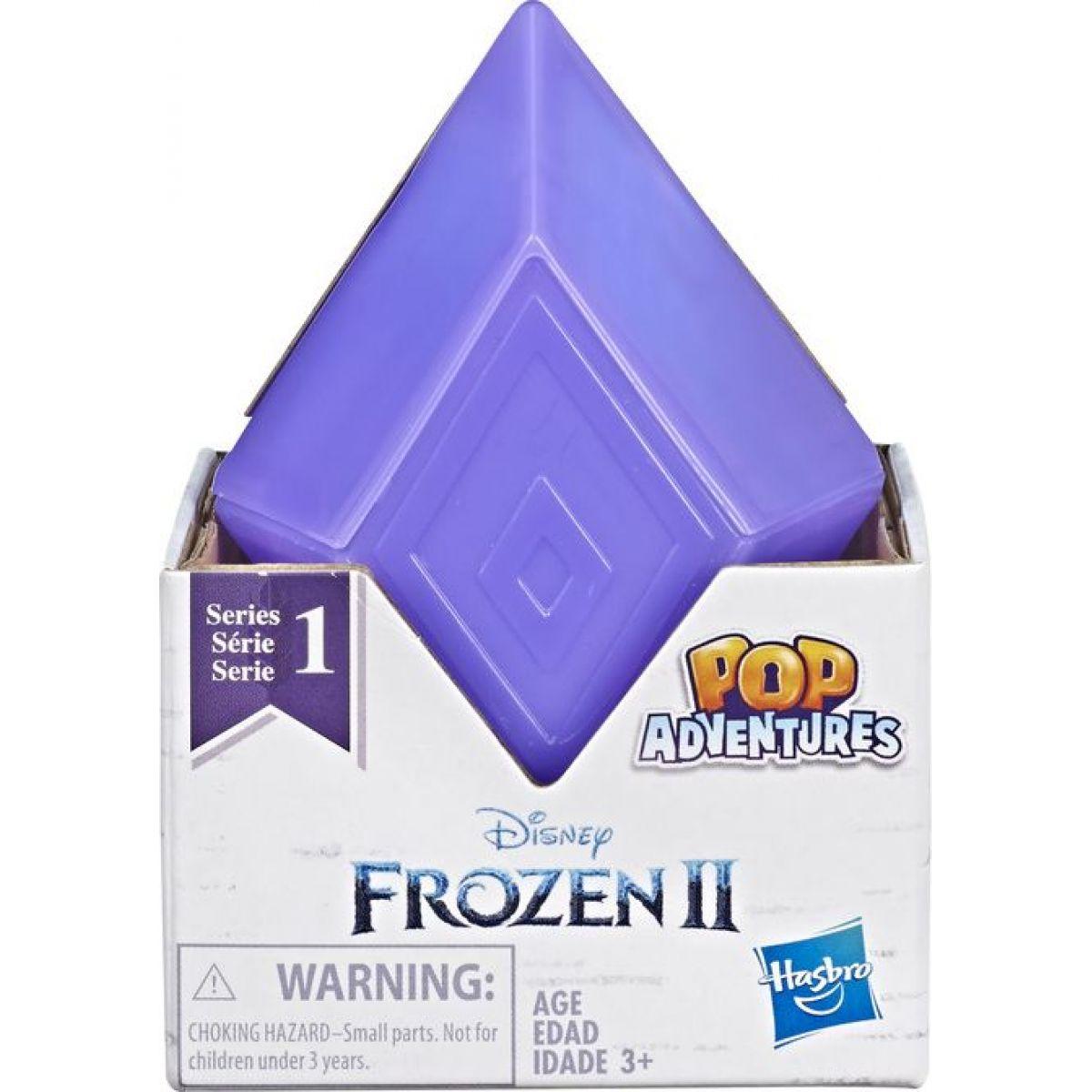 Hasbro Frozen 2 Prekvapenie v ľade fialový diamant
