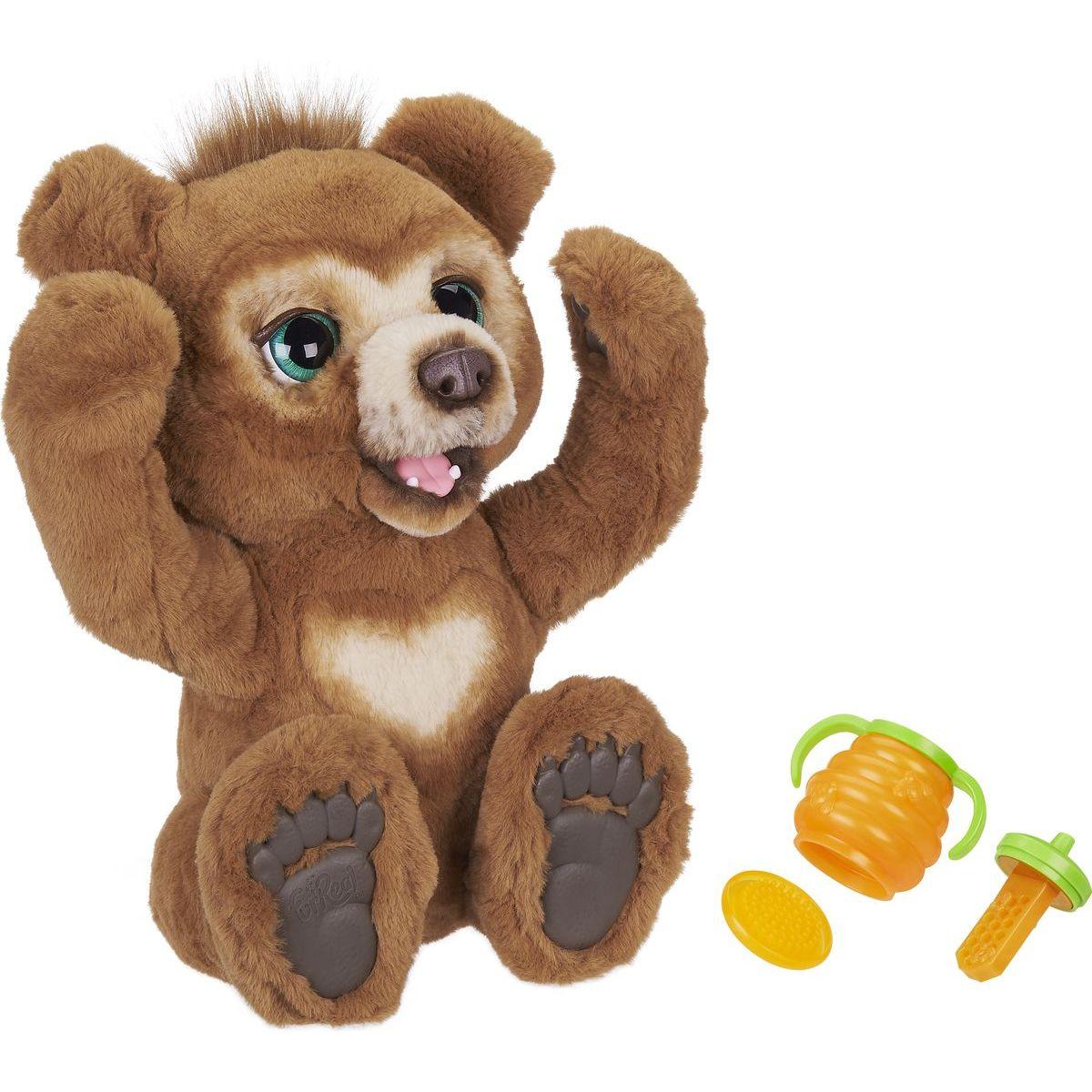 Hasbro FurReal Blueberry medvěd - Poškodený obal