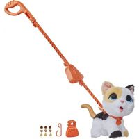 Hasbro FurReal Friends Poopalots veľká mačka