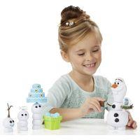 Hasbro Frozen Ľadové kráľovstvo Olaf s párty doplnkami 4