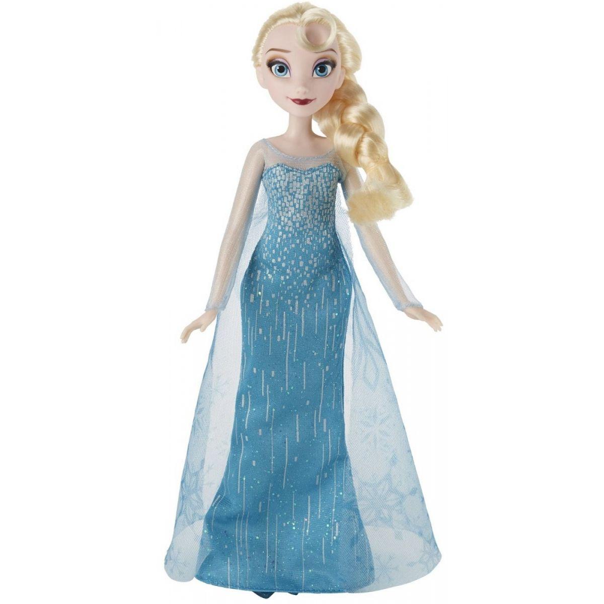 Hasbro Ľadové kráľovstvo Bábika - Elsa