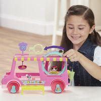 Hasbro Littlest Pet Shop Set cukrárske auto 6