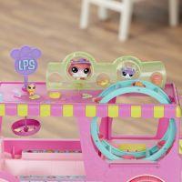 Hasbro Littlest Pet Shop Set cukrárske auto 5