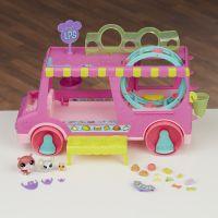 Hasbro Littlest Pet Shop Set cukrárske auto 2