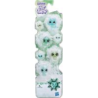 Hasbro Littlest Pet Shop Zvieratká z ľadového kráľovstva 7ks zelená 2