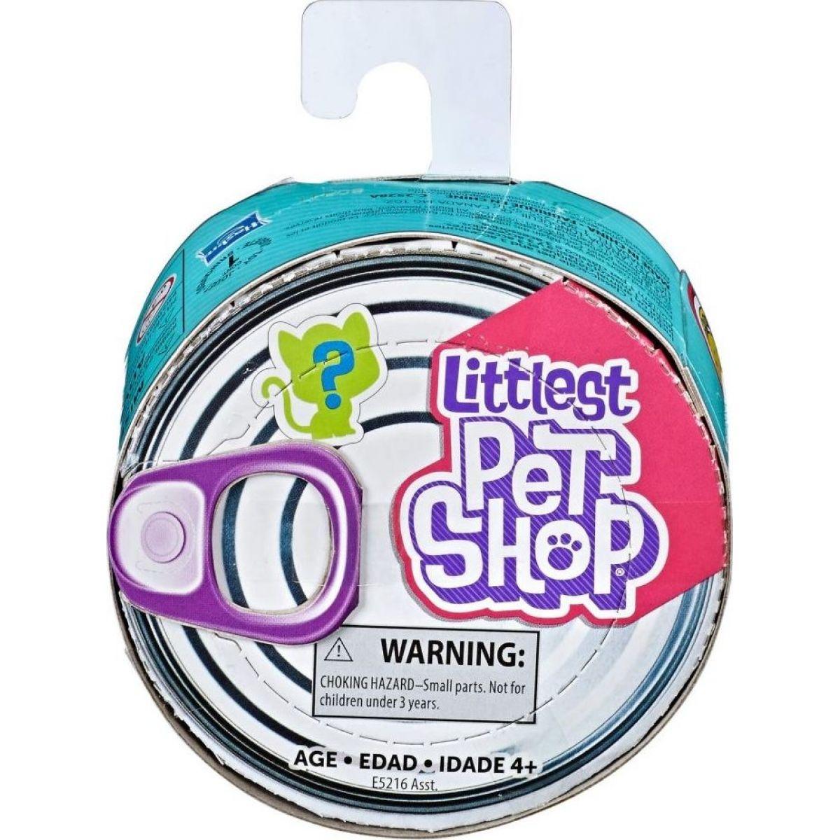 Hasbro Littlest Pet Shop Zvieratko ukryté v konzerve