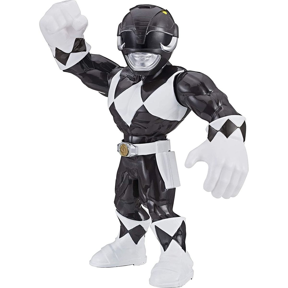 Hasbro Marvel Playskool 25 cm figúrky Mega Mighties Black Ranger