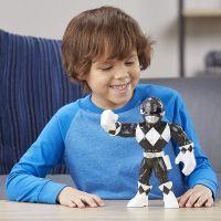 Hasbro Marvel Playskool 25 cm figúrky Mega Mighties Black Ranger 3