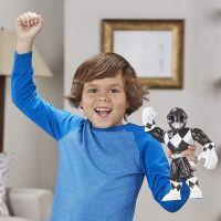 Hasbro Marvel Playskool 25 cm figúrky Mega Mighties Black Ranger 4