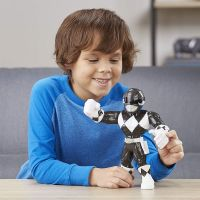 Hasbro Marvel Playskool 25 cm figúrky Mega Mighties Black Ranger 5