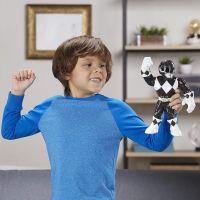 Hasbro Marvel Playskool 25 cm figúrky Mega Mighties Black Ranger 6