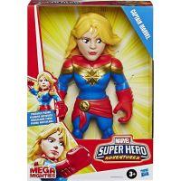 Hasbro Marvel Playskool figúrky Mega Mighties Captain Marvel 3