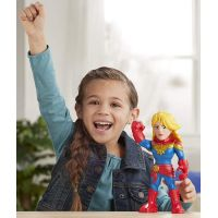 Hasbro Marvel Playskool figúrky Mega Mighties Captain Marvel 2