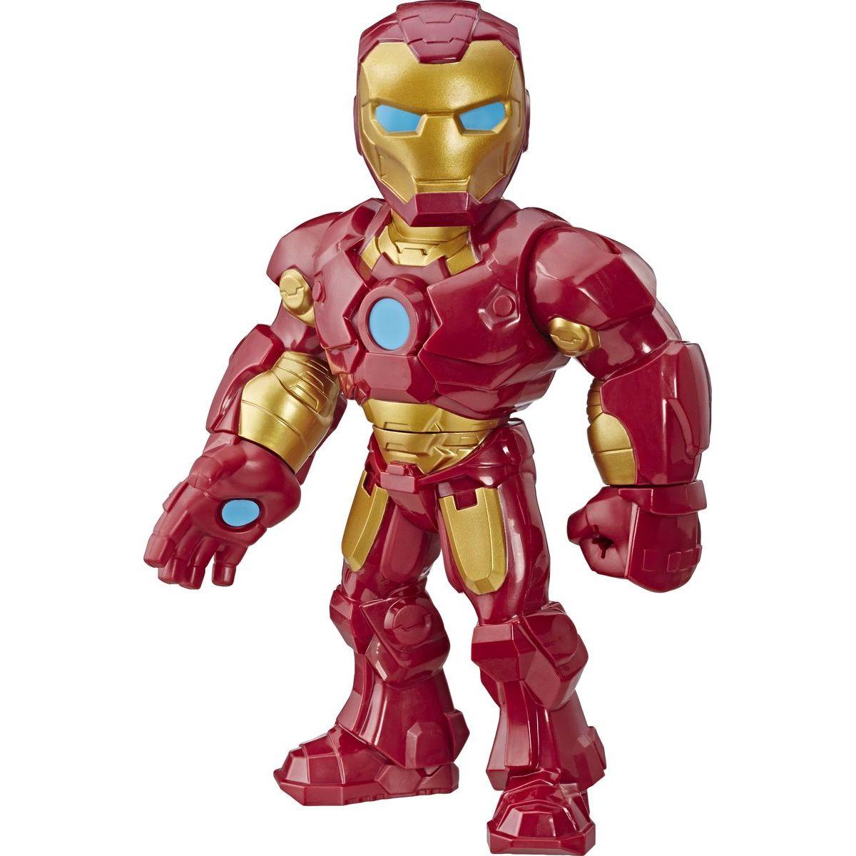Hasbro Marvel Playskool figúrky Mega Mighties Iron Man