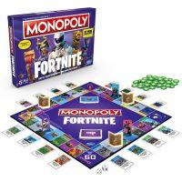 Hasbro Monopoly Fortnite spoločenská hra ANJ