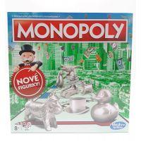 Hasbro Monopoly hra strieborné figúrky CZ 2
