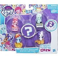 Hasbro My Little Pony Cutie Mark Crew Party Performers 2