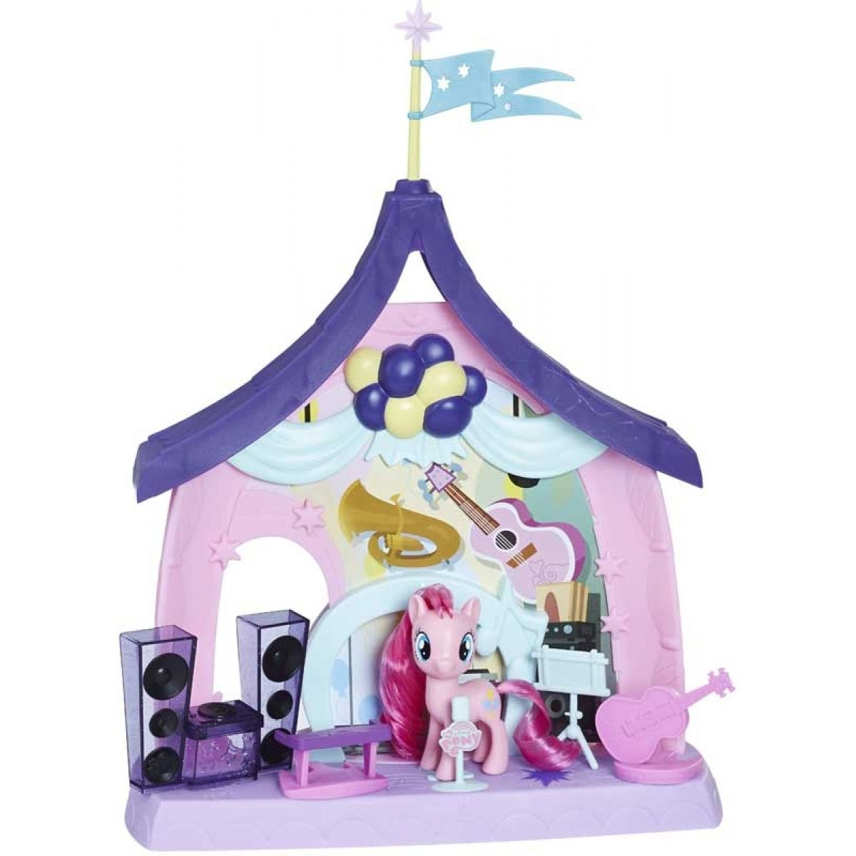 Hasbro My Little Pony Hracia set s Pinkie Pie 2v1