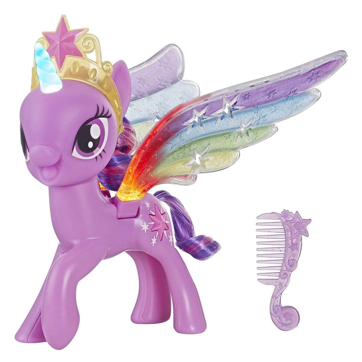 Hasbro My Little Pony MLP Twilight Sparkle s dúhovými krídlami