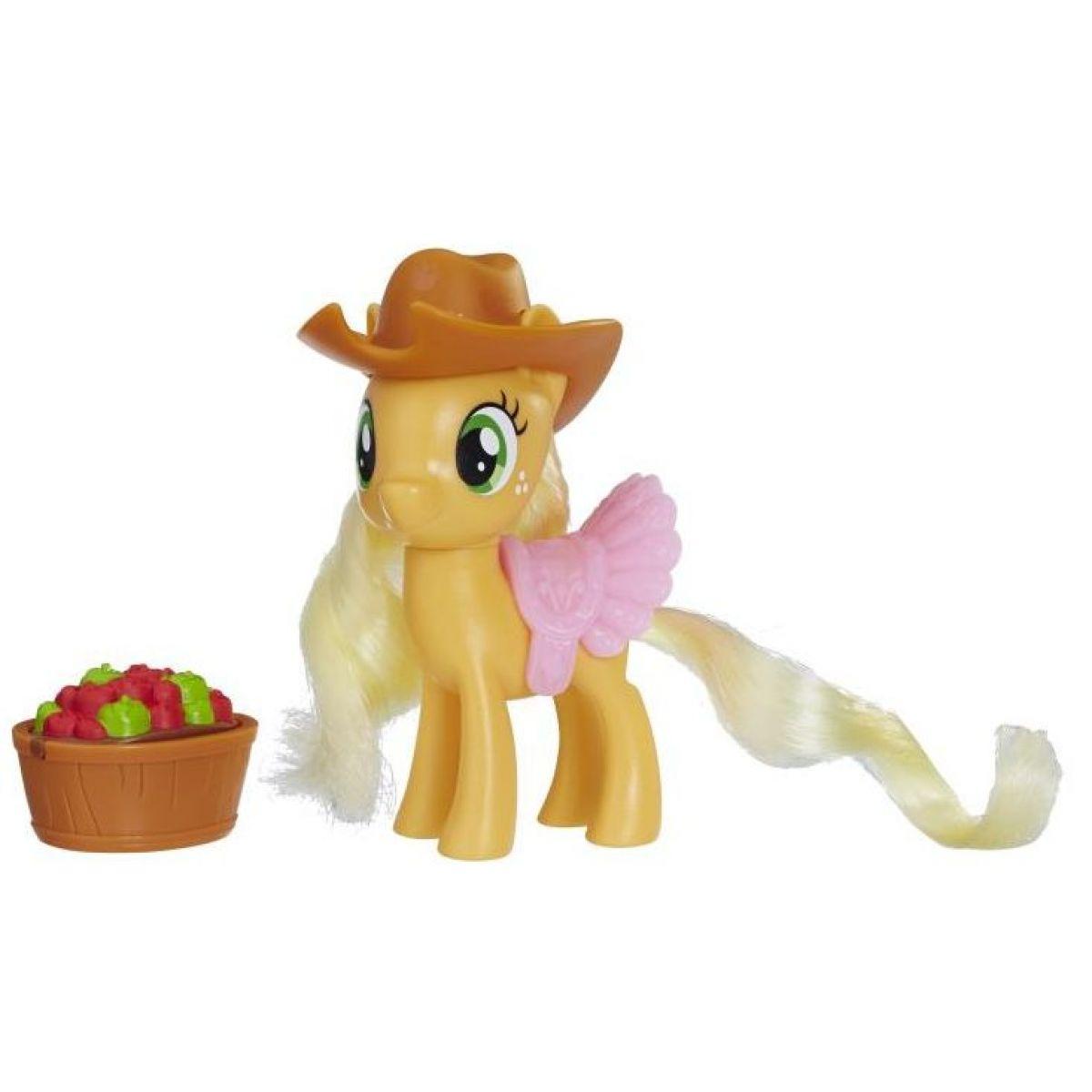 Hasbro My Little Pony Poník s kúzelníckymi doplnkami Applejack
