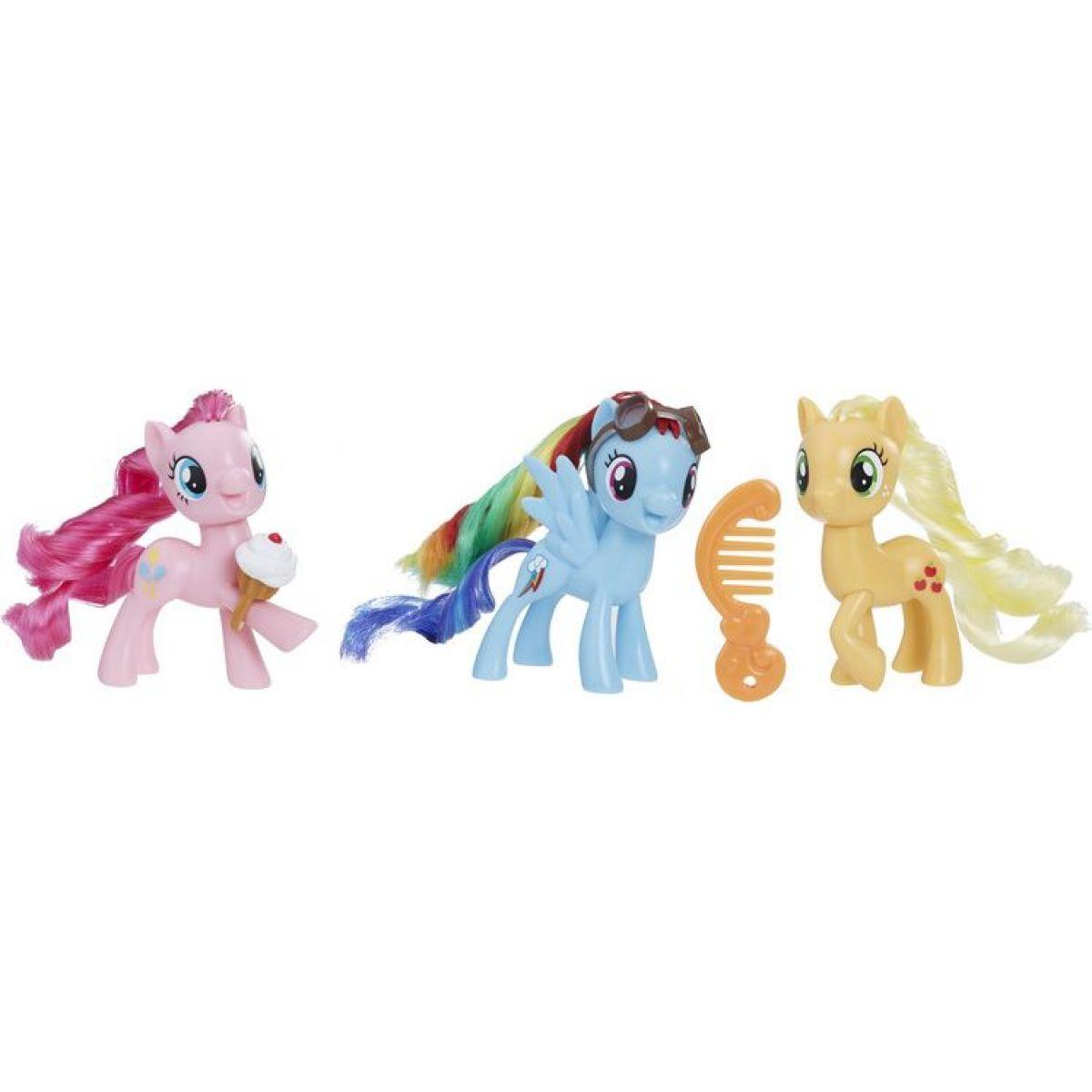 Hasbro My Little Pony Sada 3 poníkov