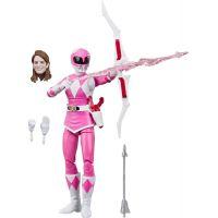 Hasbro Power Rangers 15 cm figurka s výměnnou hlavou Mighty Morphin Pink Ranger