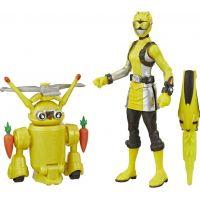 Hasbro Power Rangers 15cm akční figurka Beastbot Yellow Ranger