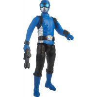 Hasbro Power Rangers 30 cm akční figurka Blue Ranger