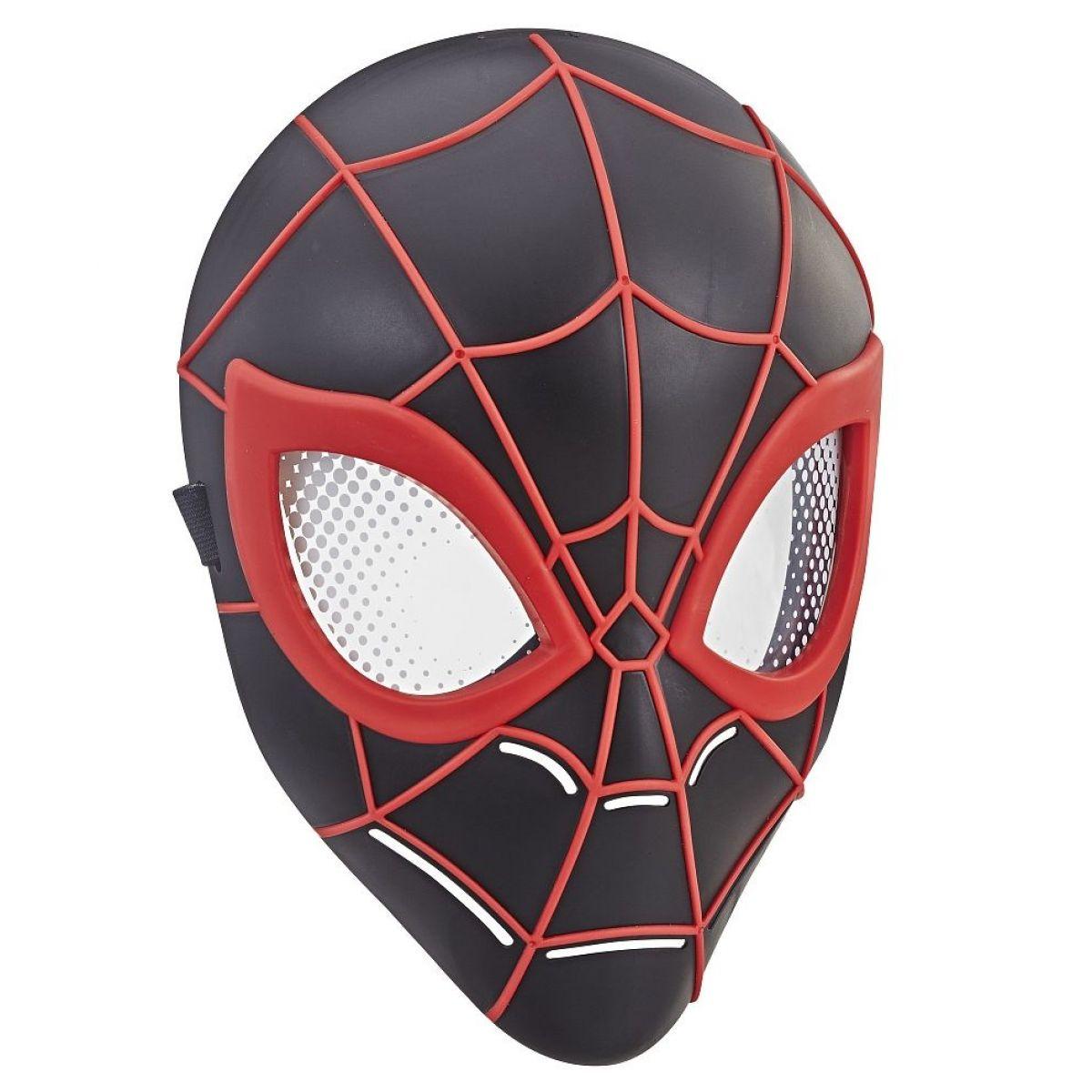 Hasbro Spider-man Maska hrdinu AST Miles Morales
