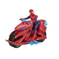Hasbro Spider-man Spiderman na motorce