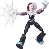 Hasbro Spiderman figurka Bend and Flex Ghost-Spider