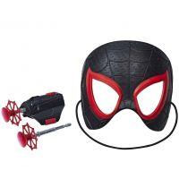 Hasbro Spiderman Maska a výstroj s projektilmi Miles Morales