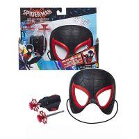 Hasbro Spiderman Maska a výstroj s projektilmi Miles Morales 2
