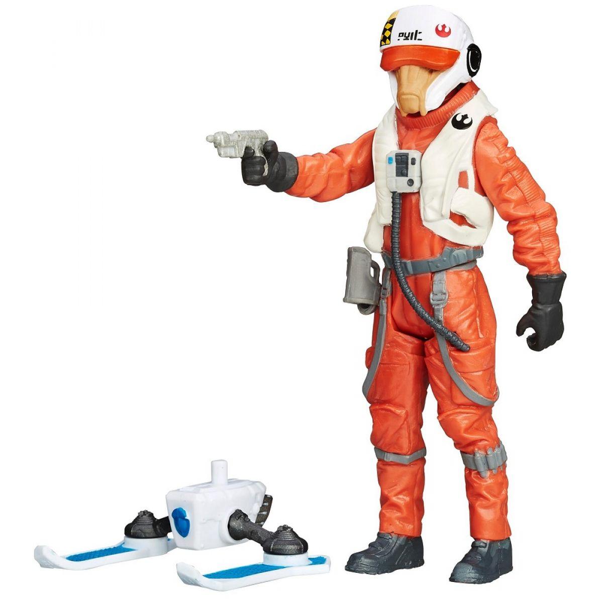 Hasbro Star Wars Epizoda 7 Sněžné figurky X-Wing Pilot Asty