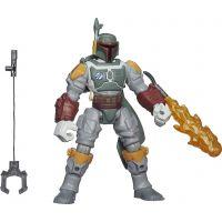 Hasbro Star Wars Hero Mashers prémiová Boba Fett
