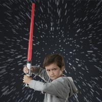 Hasbro Star Wars Svetelný meč Darth Vadera 6