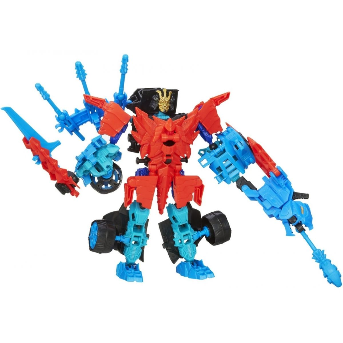 Hasbro TRANSFORMERS 4 Construct Bots Autobot Drift & Roughneck