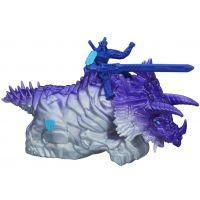 Transformers 4 Transformeři na zvířatech - Autobot Drift a Dinobot Slug