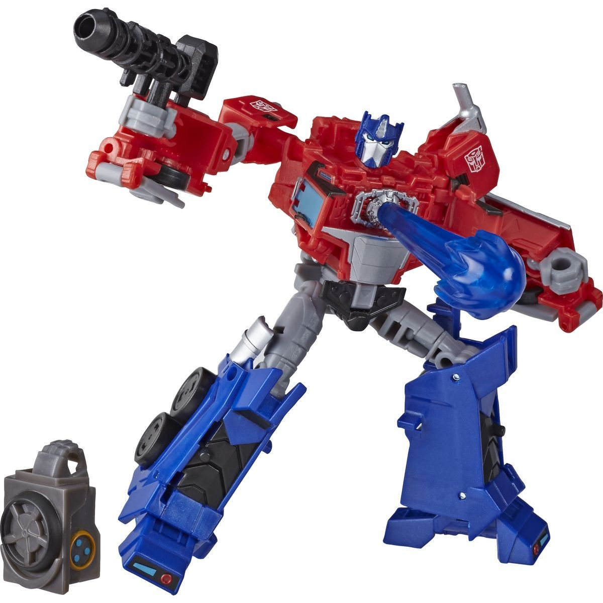 Hasbro Transformers Cyberverse figúrka rad Deluxe Optimus Prime