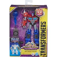 Hasbro Transformers Cyberverse figúrka rad Deluxe Optimus Prime 3