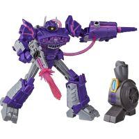 Hasbro Transformers Cyberverse figúrka rad Deluxe Shockwave