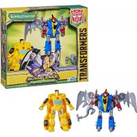 Hasbro Transformers Cyberverse roll and combine figurka Bubleswoop