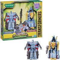 Hasbro Transformers Cyberverse roll and combine figurka Slugtron