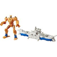 Hasbro Transformers Cyberverse Spark Armour Elite figurka Cheetor a Sea Fury