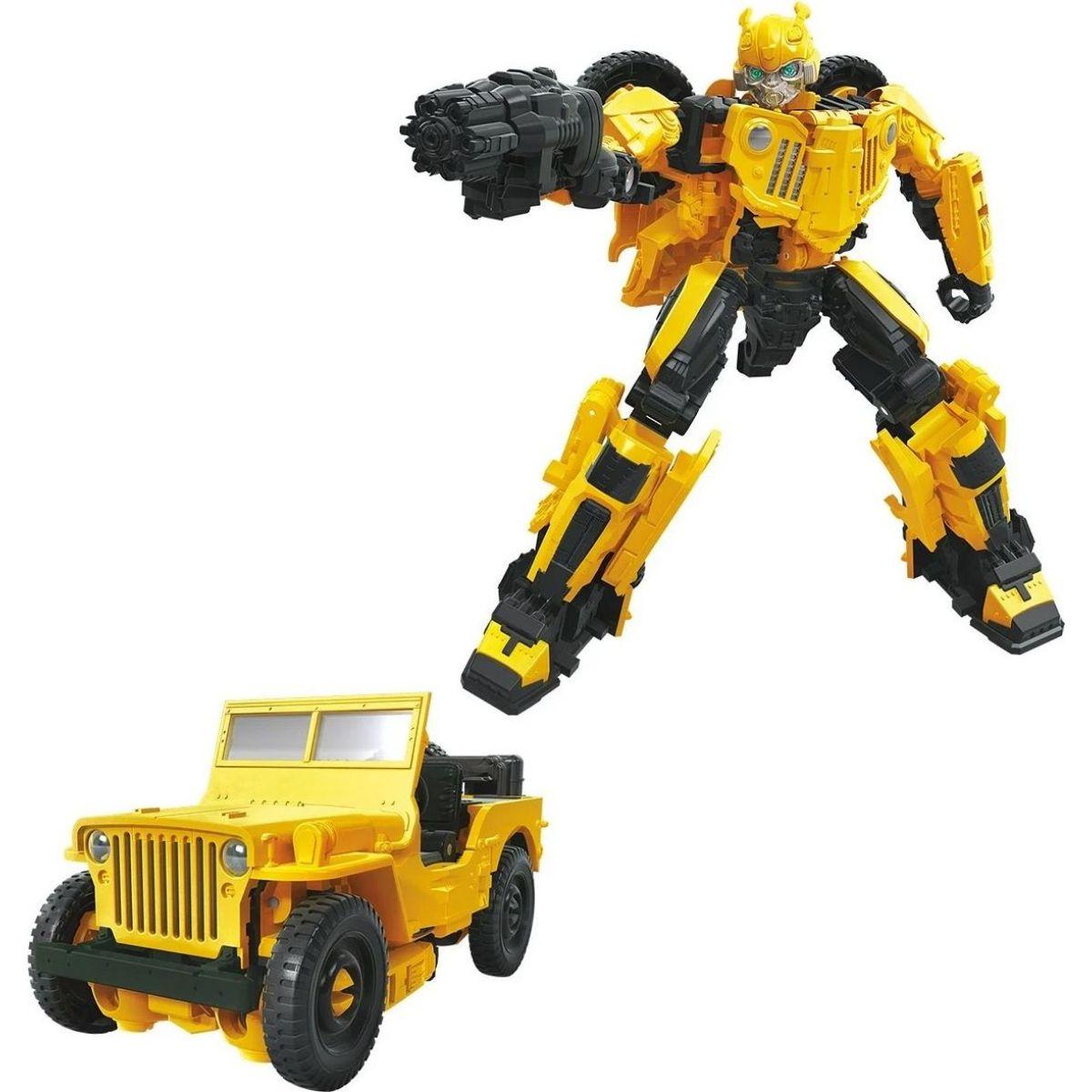 Hasbro Transformers Generations filmová figúrka radu Deluxe Bumblebee offroad