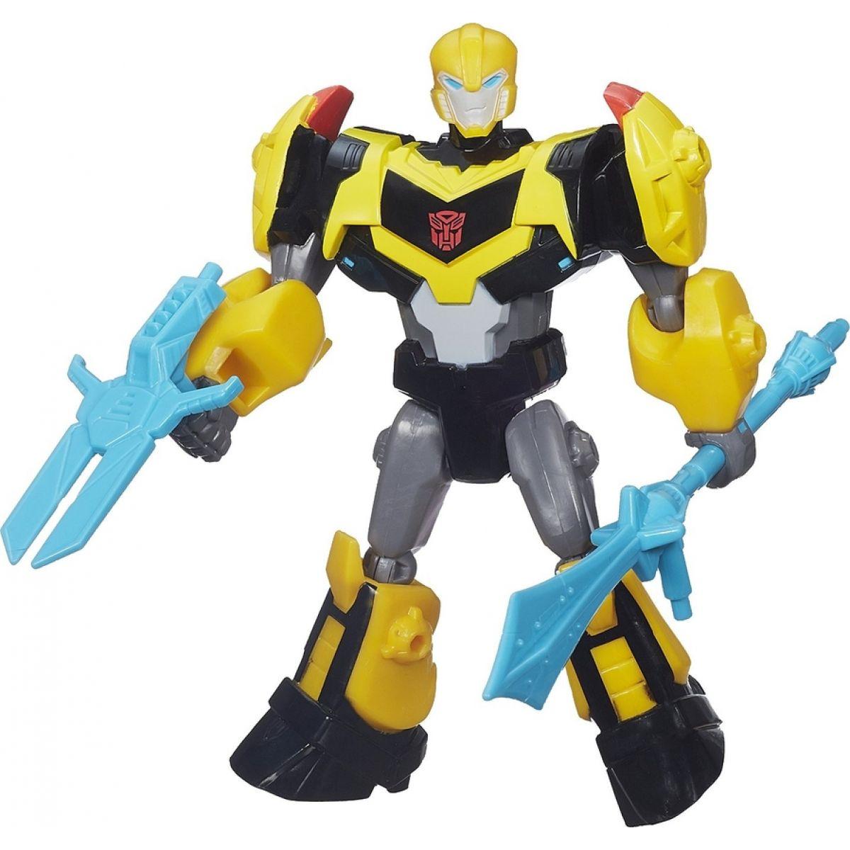 Hasbro Hero Mashers Transformers Bumblebee