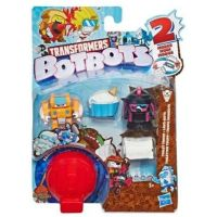 Hasbro Transfromers BotBots 5 figúrok E4137 Toaletný papier
