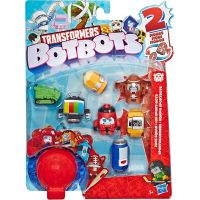 Hasbro Transfromers BotBots 8 figurek E4144 Digitální hodinky