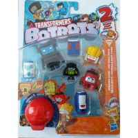 Hasbro Transfromers BotBots 8 figurek Hranolky
